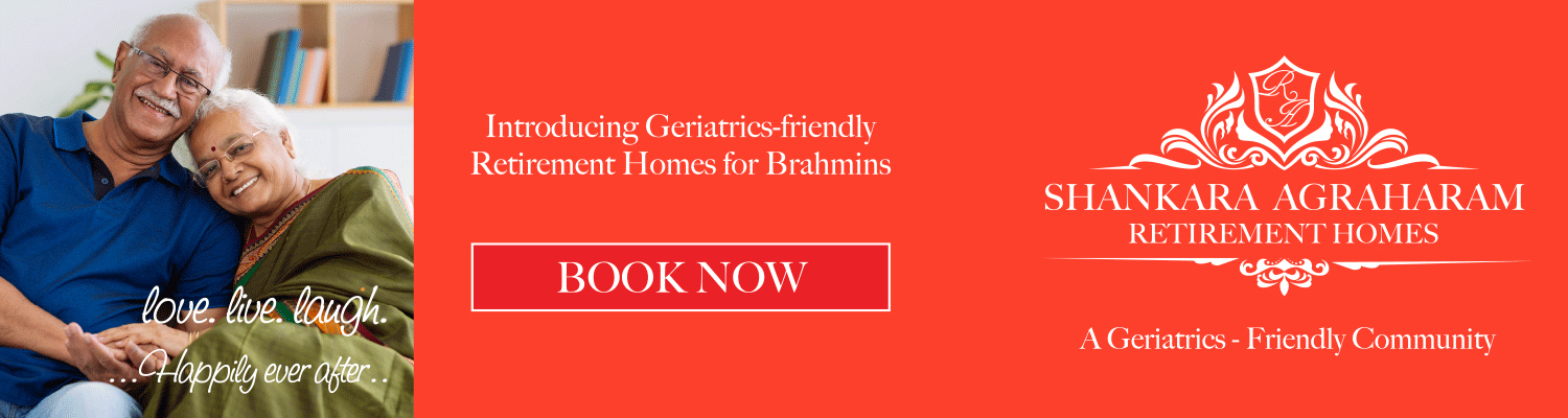 Retirement Homes For Brahmins